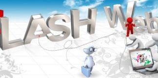 8 lý do không nên thiết kế website flash