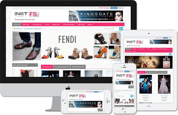 cách thiết kế web site