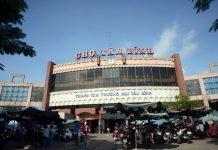 Chợ Tân Định và chợ sỉ Tân Bình