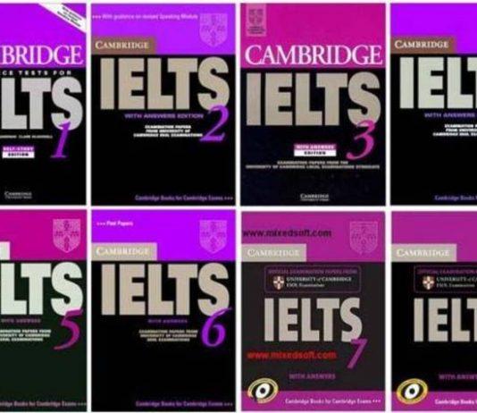 sách IELTS tốt nhất ?