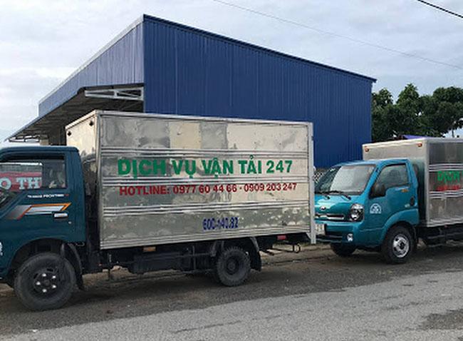 Công ty vận tải 247
