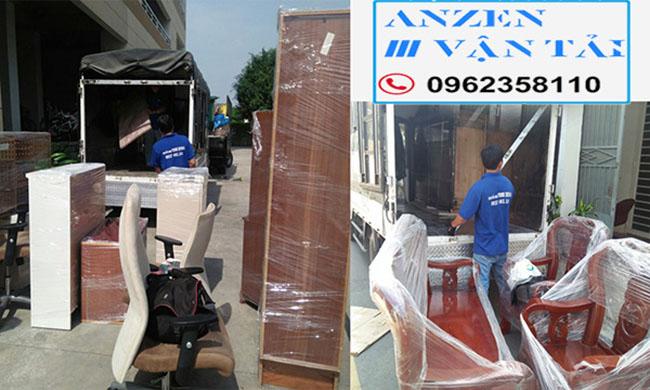 Công ty vận tải Anzen