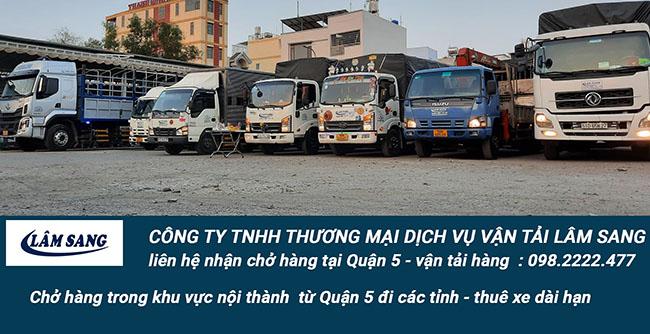 Công ty vận tải Lâm Sang