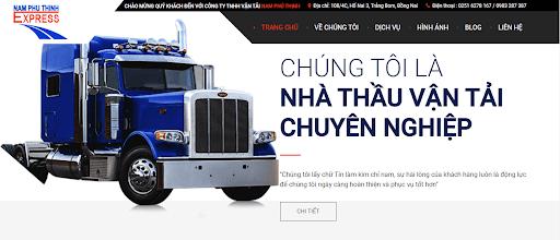 Công ty vận tải Nam Phú Thịnh Express