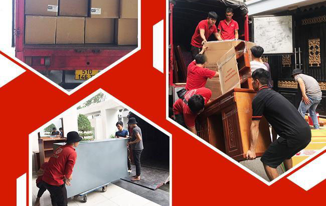 Dịch Vụ Chuyển Văn Phòng SG Moving