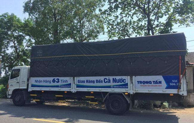 Công ty TNHH dịch vụ - vận tải hàng hóa Trọng Tấn