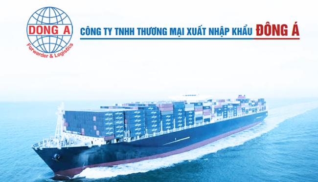 Công ty TNHH thương mại XNK Đông Á