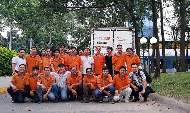 Công ty Vinamoves