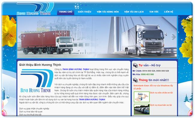 Công ty TNHH Bình Hương Thịnh