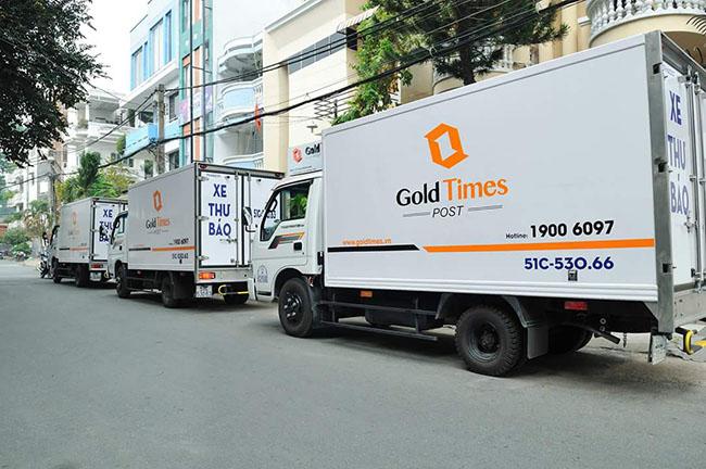 Công ty vận tải GoldTimes Post