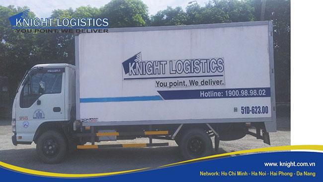 Công ty vận chuyển Đà Nẵng – Knight Logistics