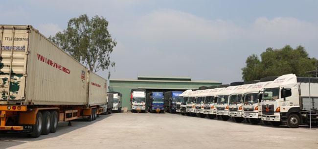 Công ty vận chuyển Nam Phú Thịnh Express