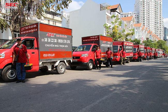 Công ty TNHH TMDV Sài Gòn Express