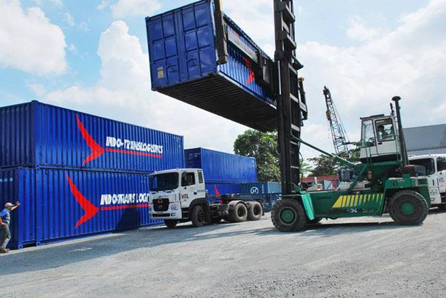 Công ty CP kho vận chuyển miền Nam (Sotrans)