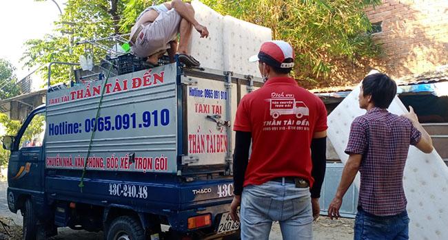 Dịch vụ vận tải Đà Nẵng công ty Kyhaty