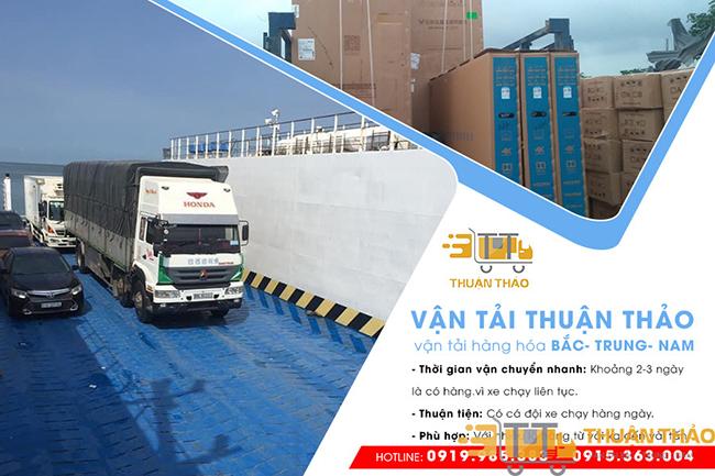 Công ty vận tải Thuận Thảo