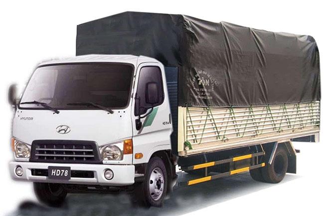 Top 11 dịch vụ cho thuê xe tải chở hàng Hà Nội uy tín nhất