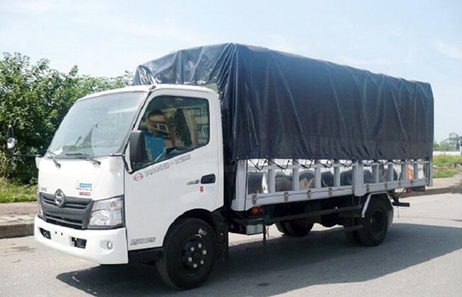 Vận tải Việt Trung – Thuê xe tải chở hàng Hà Nội