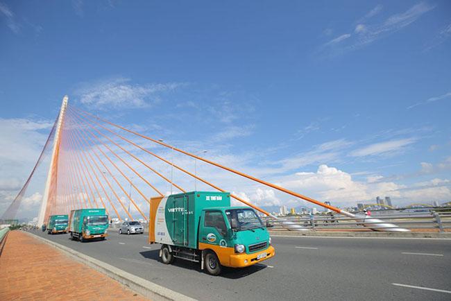 Công ty vận tải và Logistics – Viettel Post